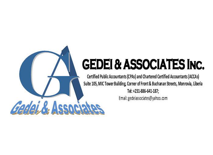 GEDEI & ASSOCIATES INC.