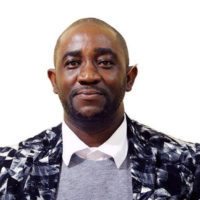 Hon. Dorbor Hagba, Finance Director, Central Bank of Liberia, Member
